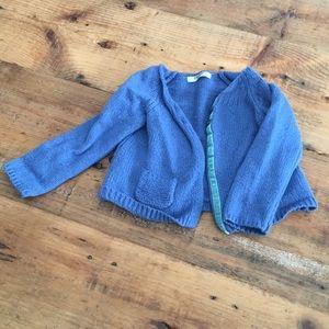 Baby Boden cardigan. Sz 12-18 months